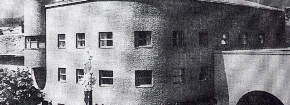 Franz baumann architekt der moderne in tirol bettina for Modernes wellnesshotel tirol